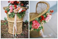 Coral Charm Peony with Brett Heidebrecht Photography + Kylie Swanson ! | bows and arrows