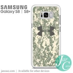 Under Armour Camo 5 Phone Case for Samsung Galaxy S8 & S8 Plus