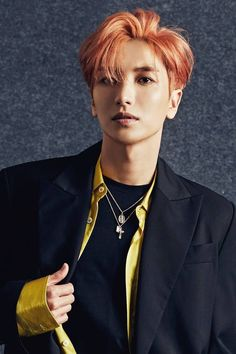 """""""Siwon and Leeteuk look dashing and charming in their teaser images! 😍💙😘 Who else is loving Leeteuk's hair color? Yesung, Lee Donghae, Kim Heechul, Siwon, Super Junior Kpop, Super Junior Leeteuk, Chanbaek, Park Chanyeol, Super Junior Profile"""