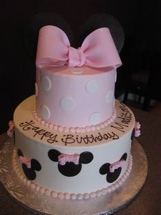 I know it's a little girl's birthday cake, but I still love it.