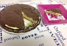Torta Cheesecake com Cobertura de Chocolate