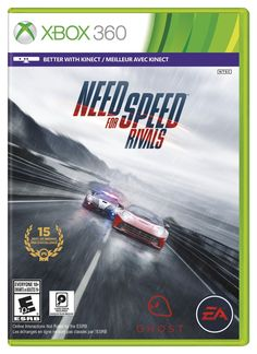 Amazon.com: Need for Speed Rivals - Xbox 360: Video Games