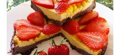 Lisztmentes csokis-vaníliás túrótorta – Fittenfinom Cheesecake, Food, Yogurt, Cheesecakes, Essen, Meals, Yemek, Cherry Cheesecake Shooters, Eten