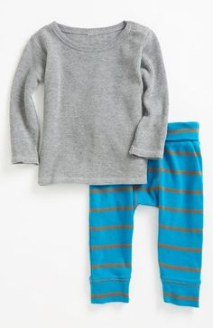 Stem Baby Organic Cotton Top & Pants (Baby Boys) | Nordstrom