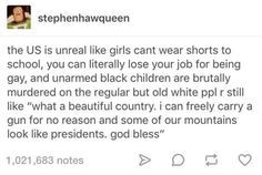 As a whit female USA citizen I can confirm that all of this is sadly true Faith In Humanity, Humor, Social Issues, Equality, Just In Case, Decir No, Things To Think About, Funny Memes, Self