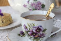 """Teatime Hospitality ~ I'm going to change the blog's sub-heading to, """"Preparing your sons and daughters for the art of homemaking... While teaching them that tea is awesome""""."""