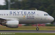 29 Saudi Arabian Airlines Airbus A320-214 HZ-ASF