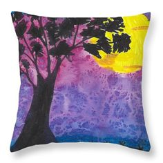 want to buy this pillow? Click on the title or follow this link:  https://fineartamerica.com/featured/fantasyland-ali-baucom.html?product=throw-pillow