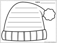 Kindergarten Journals, Kindergarten Writing Activities, Kindergarten Gifts, Classroom Activities, Literacy, 1st Grade Writing, First Grade Classroom, Winter Crafts For Kids, Winter Ideas