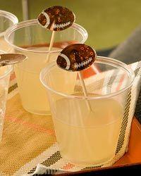 Mojito Jello-Shots with White Rum & Fresh Mint