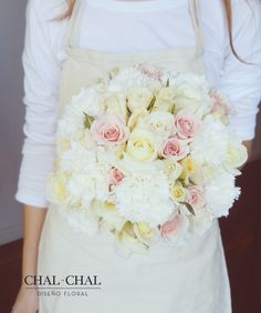 #flowers #ramodenovia #bouquet #flores #ramo #wedding #boda #casamiento