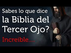 La Biblia menciona el Tercer Ojo - Increible lo que dice... - YouTube Miffy, Illuminati, Third Eye, Decir No, Tarot, Bible, Angel, Yoga, Youtube