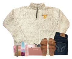 need this sweater by legitmaddywill on Polyvore featuring polyvore fashion style Hollister Co. Billabong MICHAEL Michael Kors Melissa Joy Manning Kendra Scott Casetify Too Faced Cosmetics Urban Decay S'well clothing