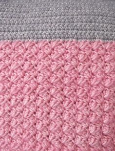Crochet Home, Love Crochet, Beautiful Crochet, Diy Crochet, Crochet Pillow, Baby Blanket Crochet, Crochet Stitches, Crochet Patterns, Knitting Projects