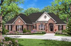 Magnolia Place House Plan