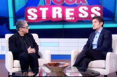 Natural Stress Solutions with Deepak Chopra, Pt 1