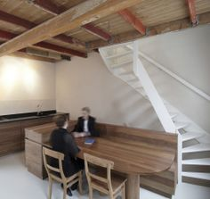 200-year-old House In Leiden(Holland) renovated by Unknown Architects