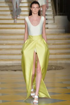 See the Emilia Wickstead Spring 2015 collection on Vogue.com.
