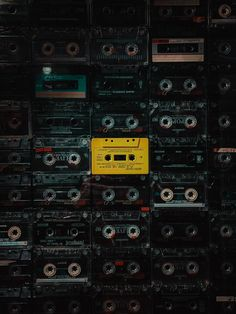 One of many great free stock photos from Pexels. This photo is about storage, tape, vintage Aesthetic Wallpapers, Aesthetic Iphone Wallpaper, Wallpaper Backgrounds, Music Wallpaper, Clueless Quotes, Perfect Music, Free Stock Photos, At Least, Audio