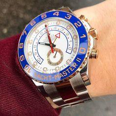 Rolex Yacht-Master II Steel and Rose what a piece 305-377-3335 www.diamondclubmoami.com #rolex #yachtmaster #yachtmaster2 #luxury #watchanish #watchaddict #watchesofinstagram #london #luxurylife #lifestyle #essex #womw #watches #watchporn #luxury #luxurywatch #watchess #watchesph #watchlover #lovewatches #miami #watchesofinstagram photo by @luxewatches
