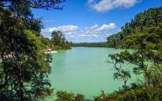 Wai-O-Tapu, New Zealand   Nature's color palette is astounding.