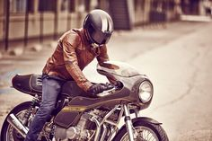 RocketGarage Cafe Racer: Pagnol M1 Jacket