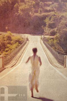 "Aisa Araújo Fine Art Photographer in Barcelona. #selfportrait . Based on Jane Austen  ""I shall live by my pen.""    Projecto: ""Je est un autre"""