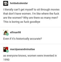 If You Are A Woman Or Know A Woman, You're Gonna Love These 18 Tumblr Posts