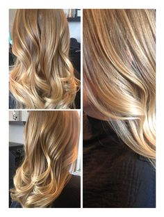 Bronde is the new blonde! A.W. Designs Salon. Follow us on Facebook and Instagram! Hair by Whitney Madderom