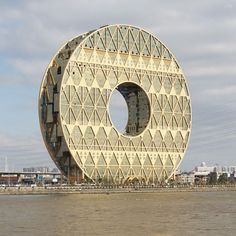 """""""No more weird architecture"""" in China says Chinese president."""