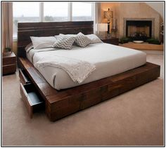 Reclaimed Wood Bedroom Furniture Canada