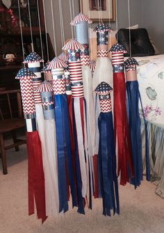 Holiday crafts, summer crafts, holiday fun, of july decorations, di Americana Crafts, Patriotic Crafts, July Crafts, Summer Crafts, Holiday Crafts, Holiday Fun, 4th Of July Cake, Fourth Of July Food, Happy Fourth Of July