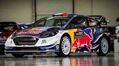 The Ford Fiesta WRC 2017: Eye-catching new liveries