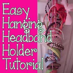 Headband-storage-tutorial