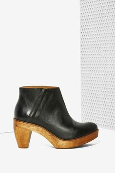 Kelsi Dagger Night Rhythm Leather Boot - Boots + Booties