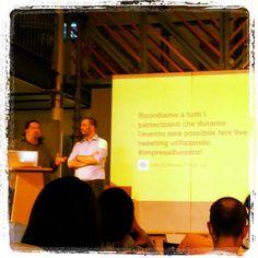 #convegno #workshop #insidebtb