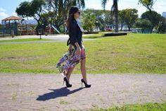 Meu look: mullet dress+acessórios mostarda+couro http://matka.com.br/blog/