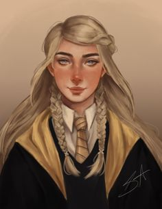 """daddy–alistair: """"Attempted to paint Penny """" Harry Potter World, Harry Potter Games, Harry Potter Fan Art, Harry Potter Characters, Harry Potter Fandom, Harry Potter Hogwarts, Harry Potter Birthday Quotes, Tmblr Girl, Avatar"""