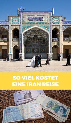 Wie viel Budget du für eine Reise in den Iran einplanen solltest erfährst du mit allen Details in meinem Artikel.