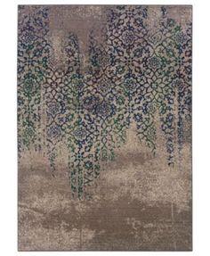 "Oriental Weavers Area Rug, Kaleidoscope 504D Cool Mist 6'7"" x 9'1"" | macys.com"