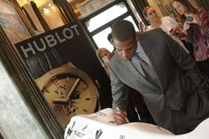 Jay Z's Shawn Carter Classic Fusion Limited Edition By Hublot ~ Sense Of Luxury