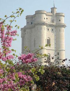 """audreylovesparis: """" Château de Vincennes, France """"                                                                                                                                                                                 More"""