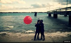 belle isle engagement pictures