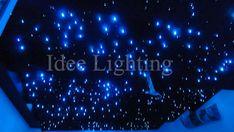 DIY 5W LED fiber optic ceiling starry light kit, View fiber optic ... Starry Lights, Twinkle Lights, Fiber Optic Ceiling, Star Ceiling, Shenzhen, My Ride, Ceilings, Lightning, Remodeling