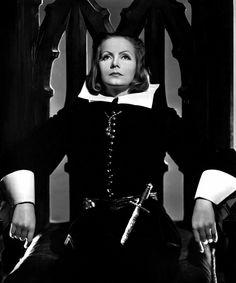 "Greta Garbo 'Queen Christina"", 1933"