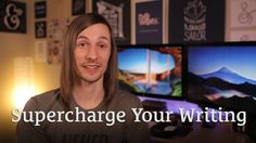 Supercharge Your Writing – Learn to Grow Your Business With Writing http://seanwes.tv/103
