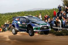 Rally Italia Sardegna 2012: Petter Solberg, Ford World Rally Team