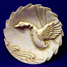 Royal Haeger Pottery Duck Ashtray