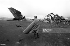 Fotografía de noticias : In 1977, two Boeing 747 airliners collided on the...