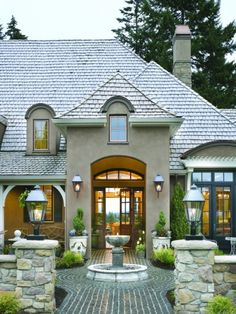 Traditional Exterior Design, Pictures, Remodel, Decor and Ideas - page 40